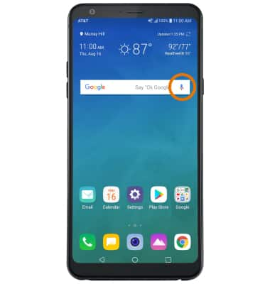LG Stylo 4+ (LM-Q710WA) - Voice Control - AT&T