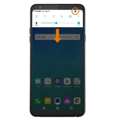 LG Stylo 4+ (LM-Q710WA) - Secure My Device - AT&T