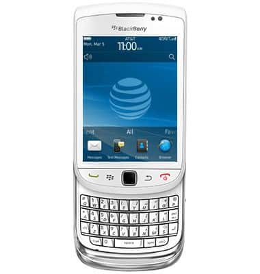 voicemail tutorial for blackberry torch 4g 9810 at t rh att com BlackBerry 9800 Torch Unlocked GSM BlackBerry Torch Help Guide