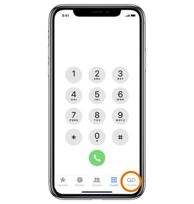 How to set up voicemail greeting on iphone 3gs sfb step 2 m4hsunfo