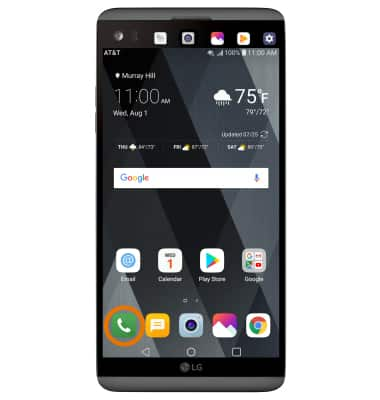 LG V20 (H910) - Change or Reset Voicemail Password - AT&T