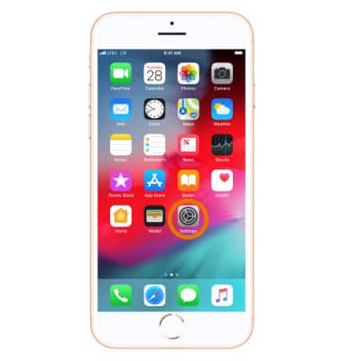 Apple iPhone 8 / 8 Plus - Reset Device - AT&T