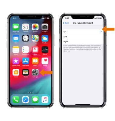 Apple iPhone X - Keyboard & Typing - AT&T