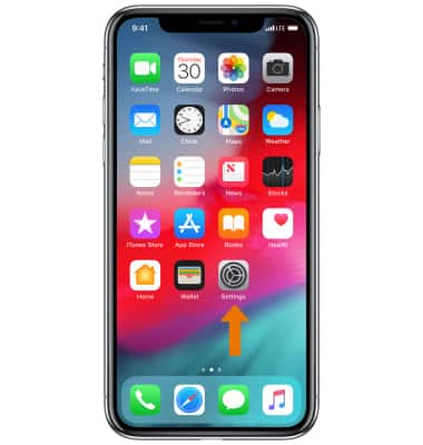 Apple iPhone X - Personal Hotspot - AT&T