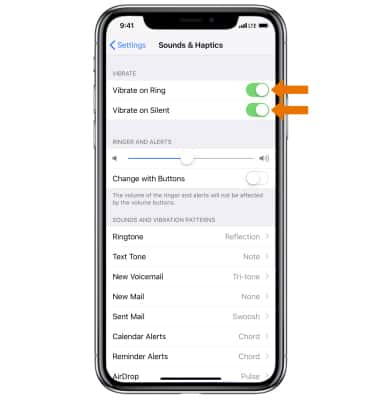 Apple iPhone XR - Sounds & Alerts - AT&T