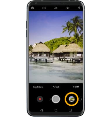 LG V35 ThinQ (LM-V350) - Access, Store Photos & Videos - AT&T