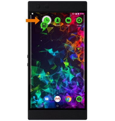 Razer Phone 2 (0259UA20) - Learn & Customize the Home Screen