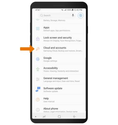 LG Phoenix 4 (LM-X210) - Google Sign-In - AT&T