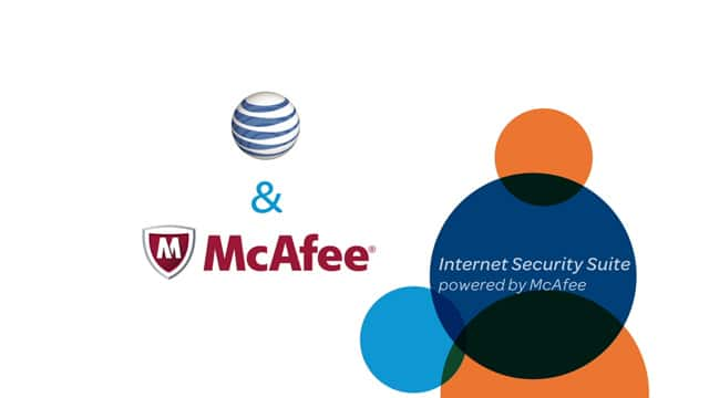 Video: Learn about AT&T Internet Security Suite. Two minutes sixteen seconds.
