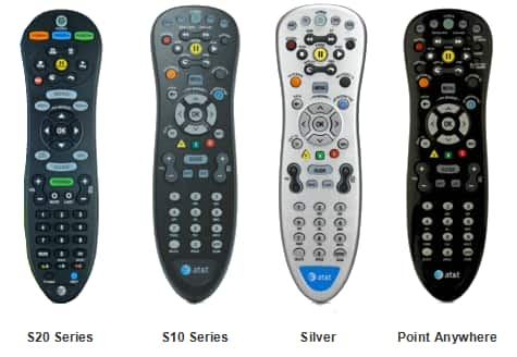Program your U-verse TV Remote Control With the Setup T - U-verse TV