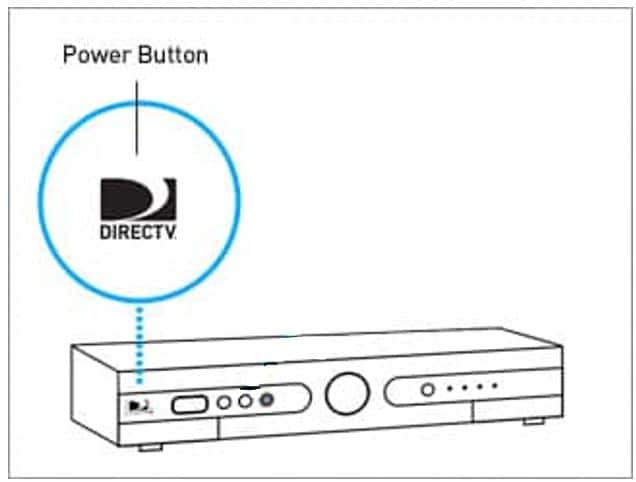 Restart Your DIRECTV Receiver - DIRECTV Support