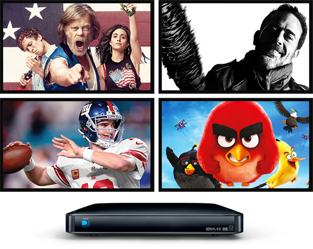 The Directv Experience How Tv Was Meant To Be Watched