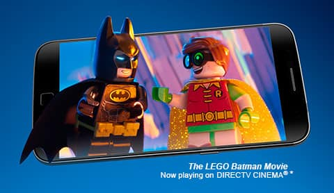 *DIRECTV® service subscription required and available separately. Visit directv.com for more information.