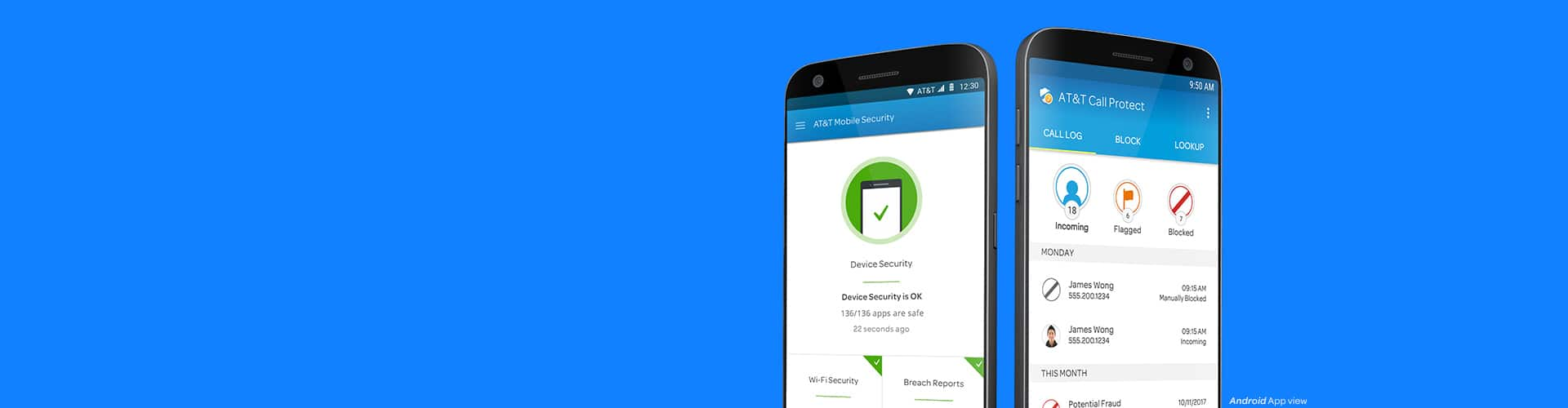 Security Apps to Protect You & Your Phone - AT&T