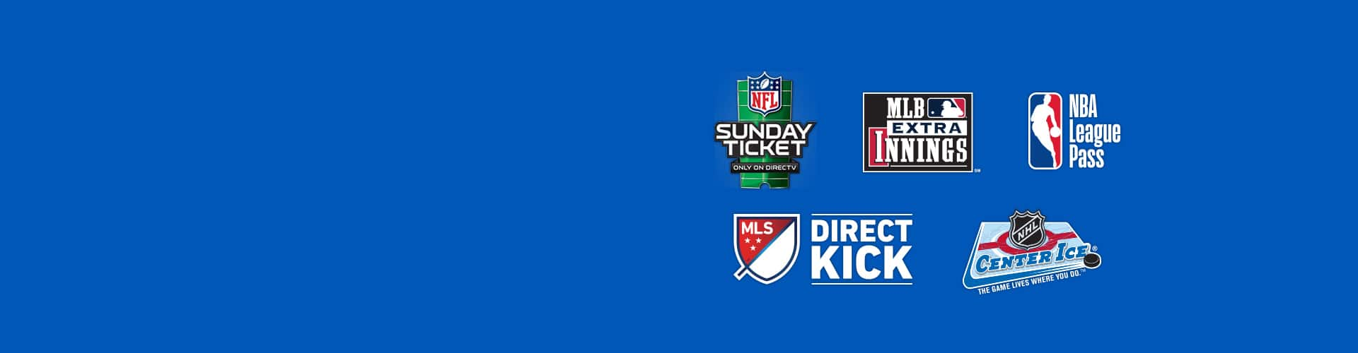 DIRECTV Sports Packages - NFL, MLB, NBA, NHL, MLS & More!