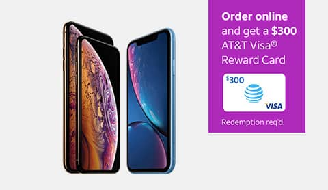 Apple iPhone Buy One Get One Offer - AT&T