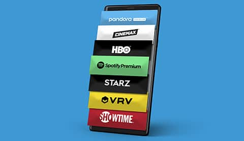 AT&T Unlimited Data Plans With Entertainment