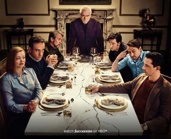 Watch Succession on HBO®