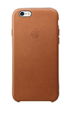 Estuche de cuero Apple para iPhone 6/6s
