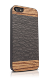 Estuche iFrogz Natural Wood para iPhone 5/5s