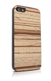 Estuche iFrogz Natural Wood para iPhone 5/5s/SE