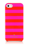 Estuche rígido híbrido Kate Spade New York Hybrid para iPhone 5/5s