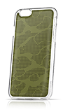 Estuche camuflado Goo.ey Distinct Life para iPhone 6/6s