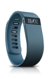 Controlador de actividad Fitbit Charge para iPhone, Android y Windows