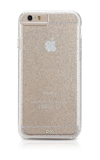 Estuche Case-Mate Sheer Glam, champagne para iPhone 6/6s