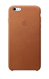 Estuche de cuero Apple para iPhone 6 Plus/6s Plus