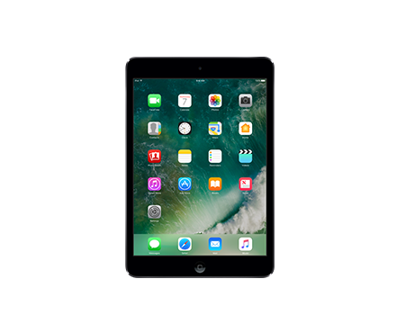 Apple - iPad mini 2 de 32 GB, gris espacial