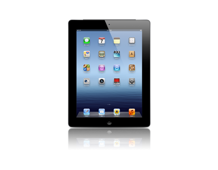 Apple iPad con Wi-Fi + móvil 32 GB - Negro