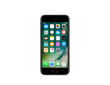 Apple-iPhone 7 32GB, negro