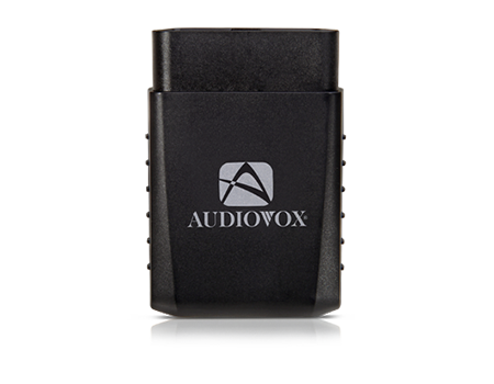 Audiovox Car Connection 2.0, negro