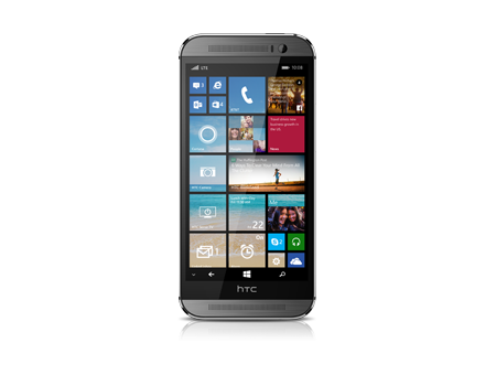 HTC One (M8) para Windows, gris plomo