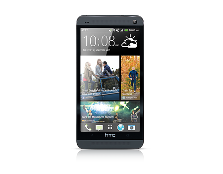HTC-One 64GB - Negro Stealth