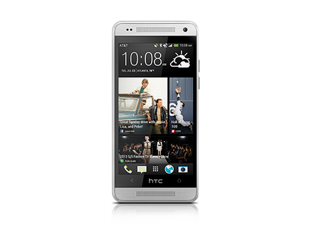 HTC One mini - Plateado glacial