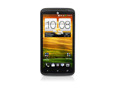 HTC One(TM) X+, negro carbón