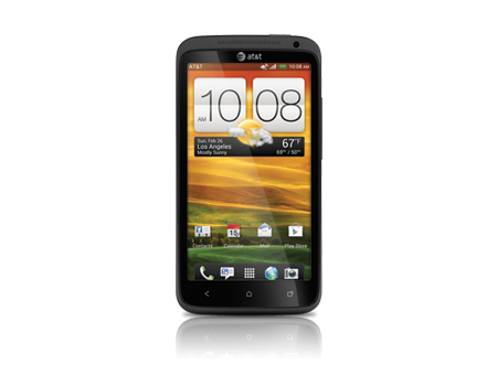 HTC-One X-Gray
