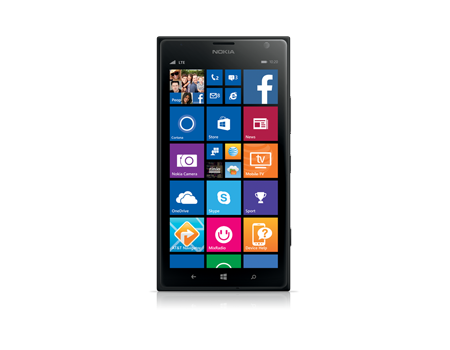 Nokia Lumia 1520 - 16 GB - Negro mate