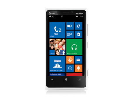 Nokia-Lumia 920-High Gloss White