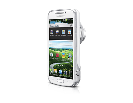 Samsung Galaxy S 4 zoom, blanco