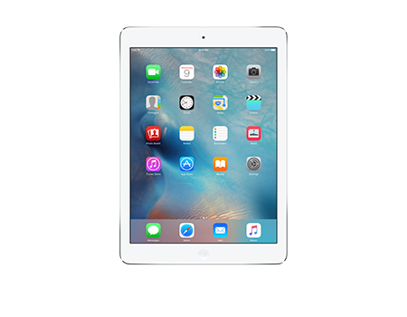Apple iPad Air Wi-Fi + móvil de 16 GB, plateado