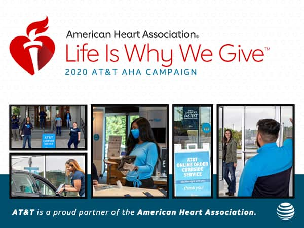 AT&T & American Heart Association in Fort Worth