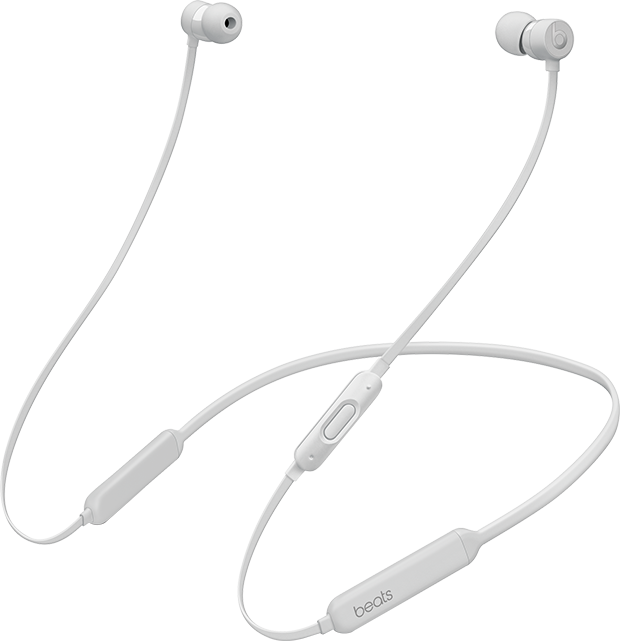 Beats X Satin Silver Wireless Headphones Satin Silver From At T