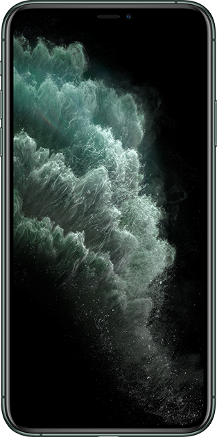 Apple iPhone 11 Pro Max - Midnight Green