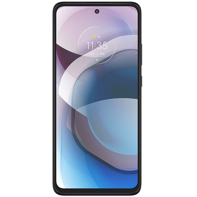 motorola one 5G ace - AT&T PREPAID - Gris volcánico