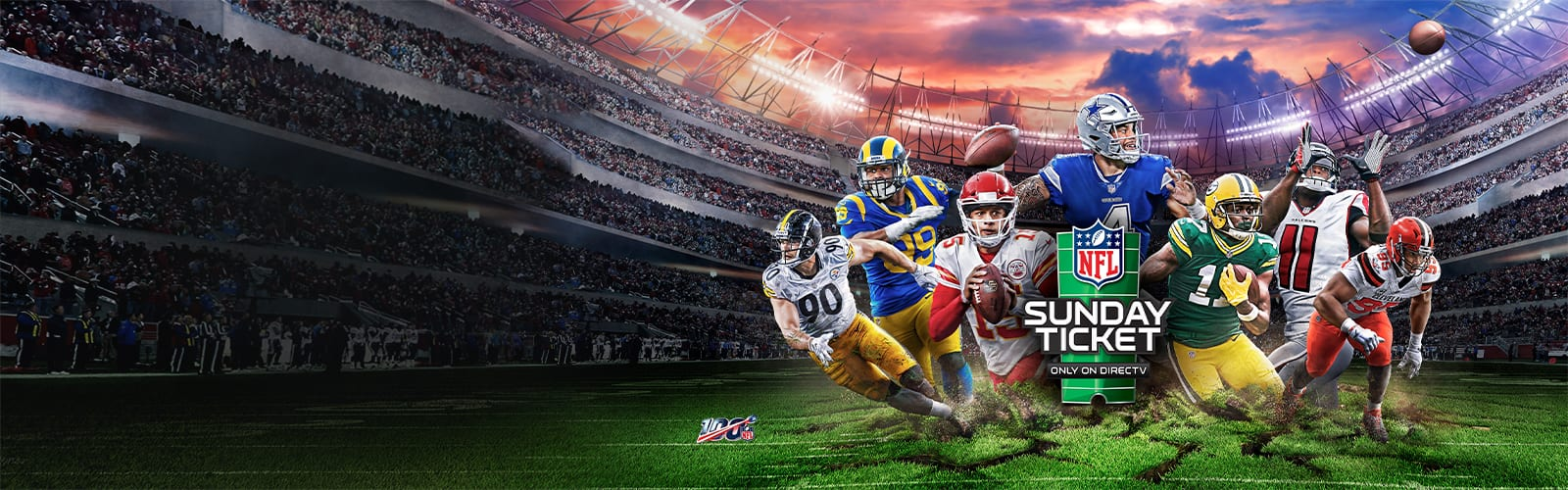 NFL SUNDAY TICKET 2019 Season | DIRECTV Official Site