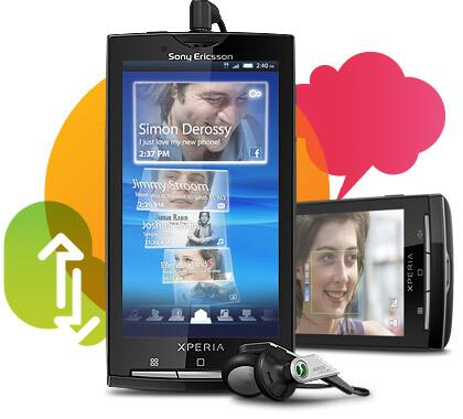 Sony Ericsson Xperia - Coming Soon