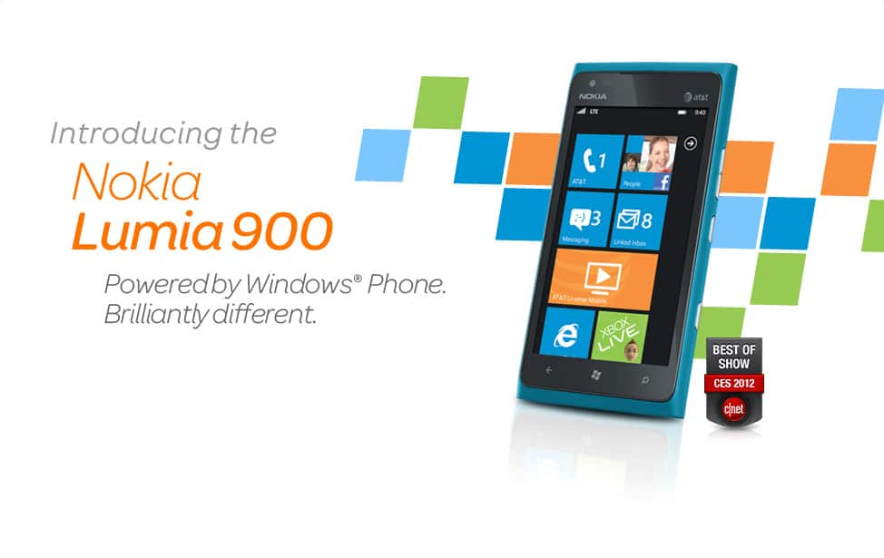 Killer Deal: Walmart One-Ups At&t Pre-Order Lumia 900 now for $49.99!!